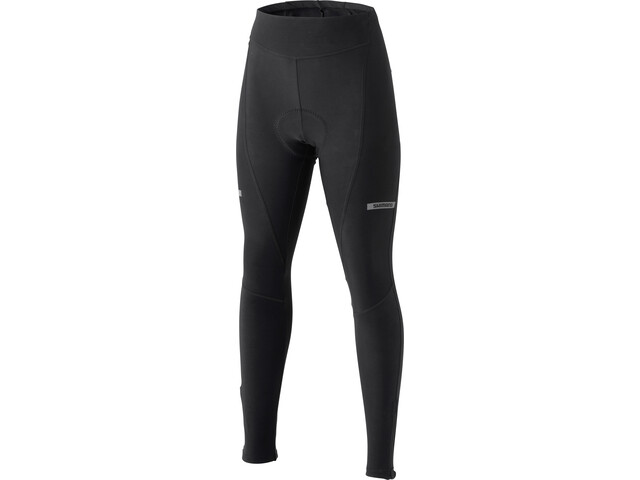 Shimano Wind Leggings Dames, black